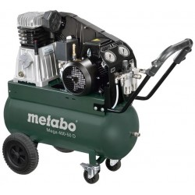 Olejový kompresor Mega 400-50 D Metabo