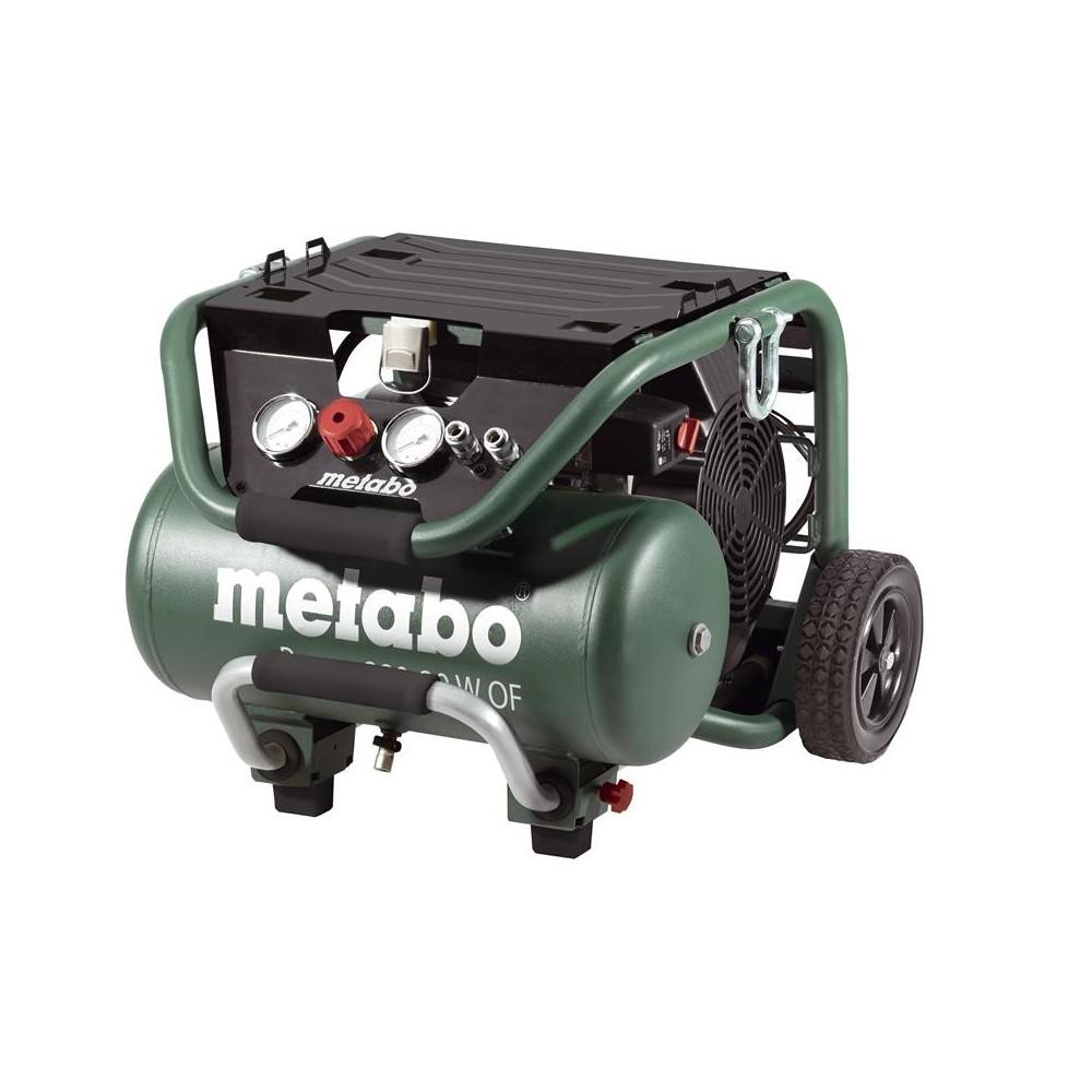 Kompresor bezolejový Power 400-20 W OF Metabo