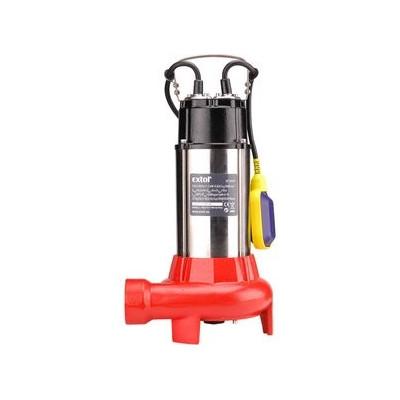 Kalové ponorné čerpadlo s rezacím nožom SP 110 KF Extol Craft