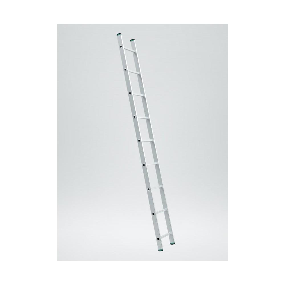 Rebrík jednodielny Eurostyl 7-18 priečok