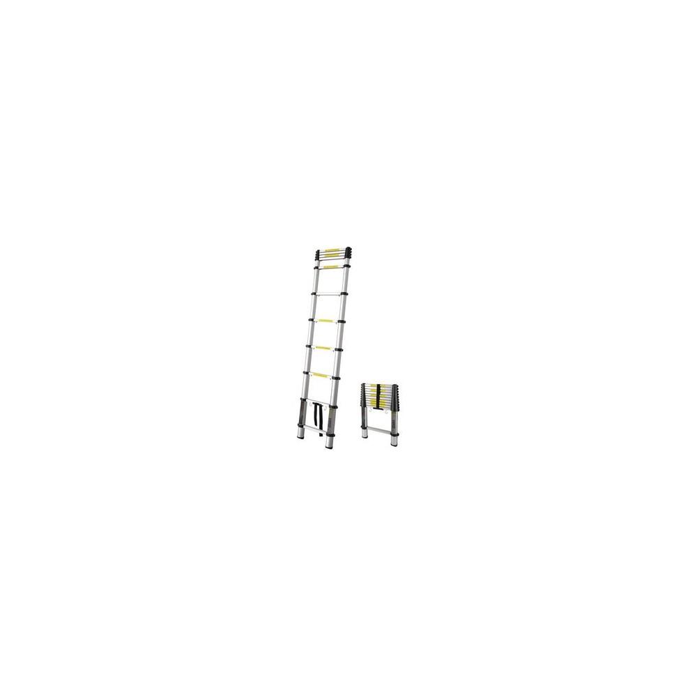 Rebrík teleskopický 3,8m