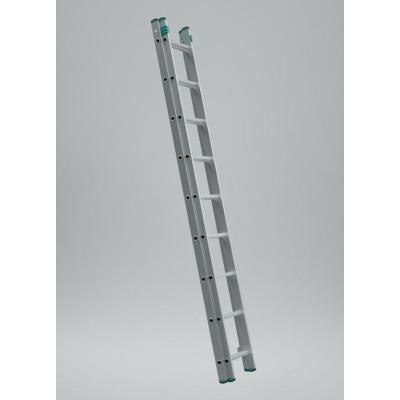 Dvojdielny výsuvný rebrík Eurostyl 7-16 priečok