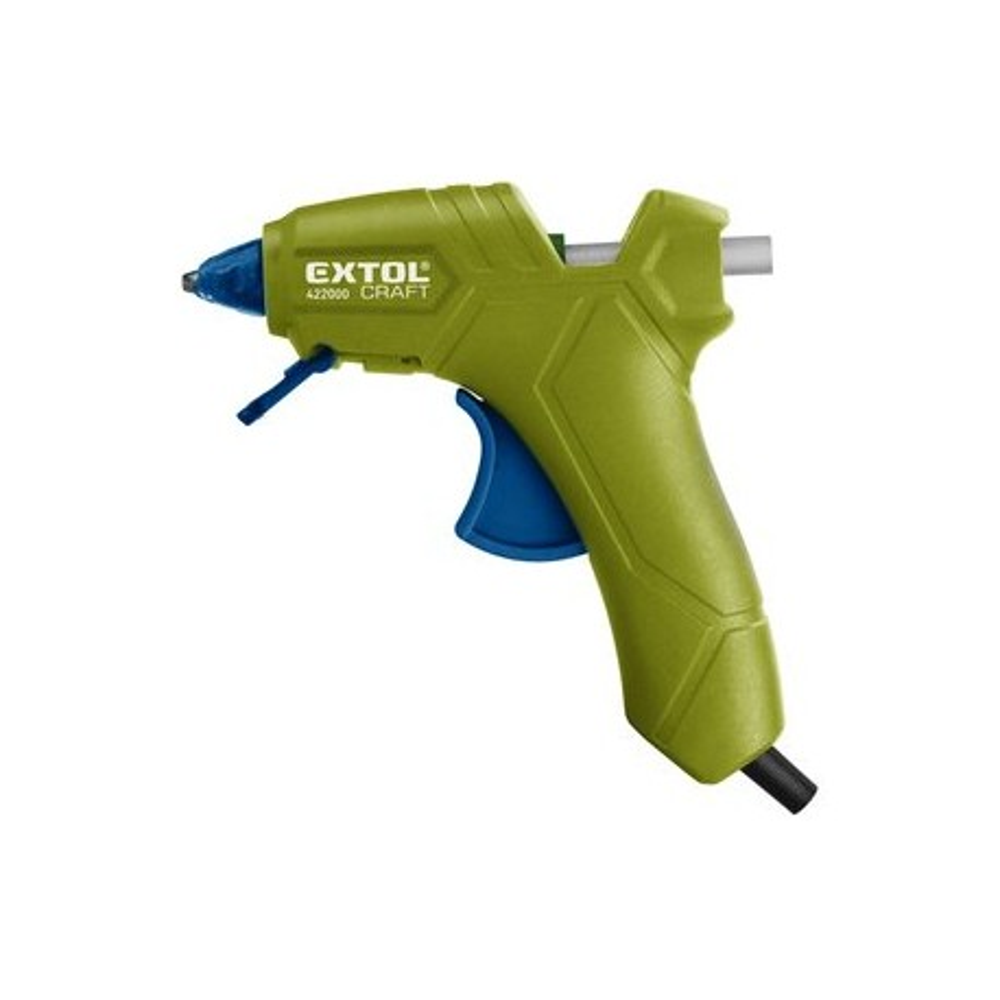 Tavná lepiaca pištol Extol Craft 25W 7,2mm