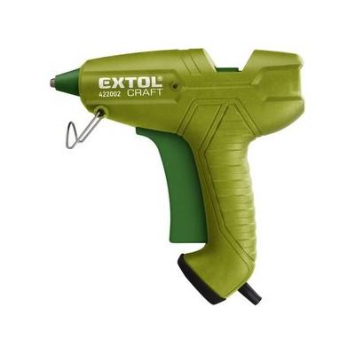 Tavná lepiaca pištol Extol Craft 200W 11,2mm