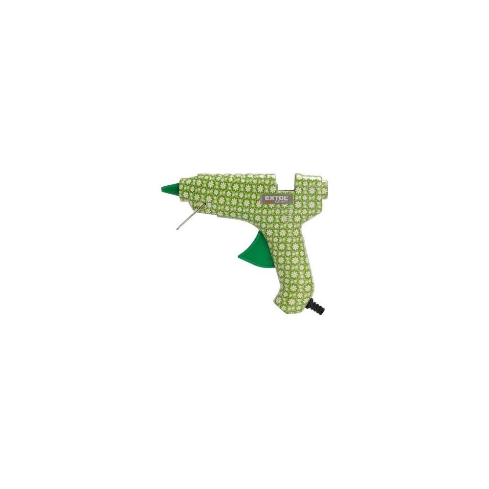 Tavná lepiaca pištol Extol Craft 40W 11,2mm