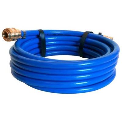 "Hadica vzduchová PVC s rýchlospojkami 3/8"" 10m Extol Premium"