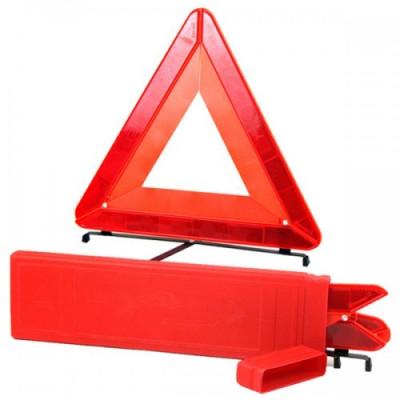 Výstražný reflexný trojuholník do auta