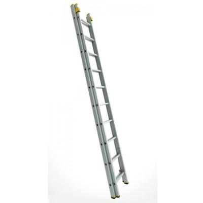 Dvojdielny výsuvný rebrík Forte 8 - 20 priečok