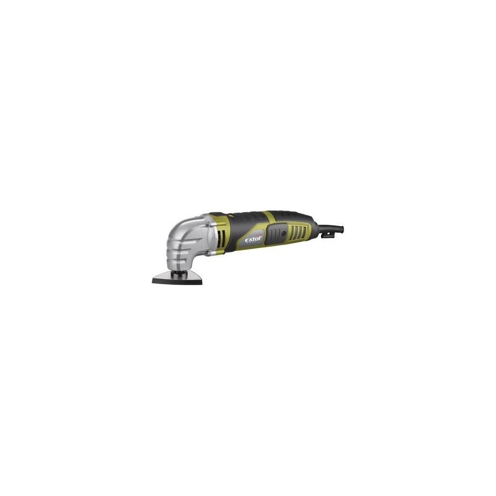 Multifunkčný elektrický vibračný nástroj multitool Extol Craft 250W