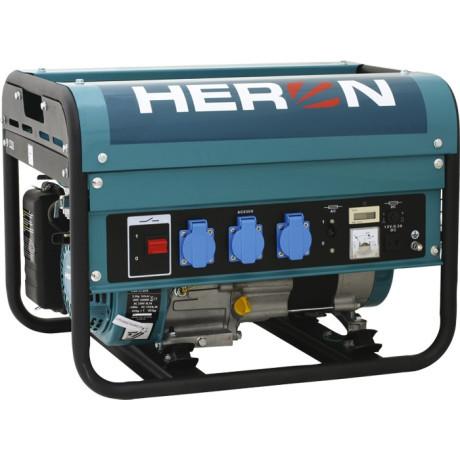 Benzínová rámová elektrocentrála EGM 25 AVR Heron