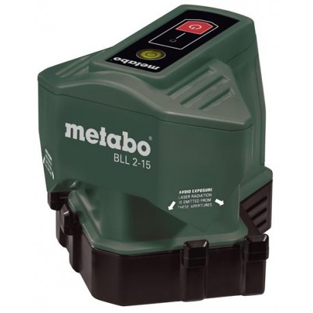 Podlahový líniový laser BLL 2-15 Metabo
