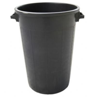 Sud z čierneho plastu - rôzne veľkosti