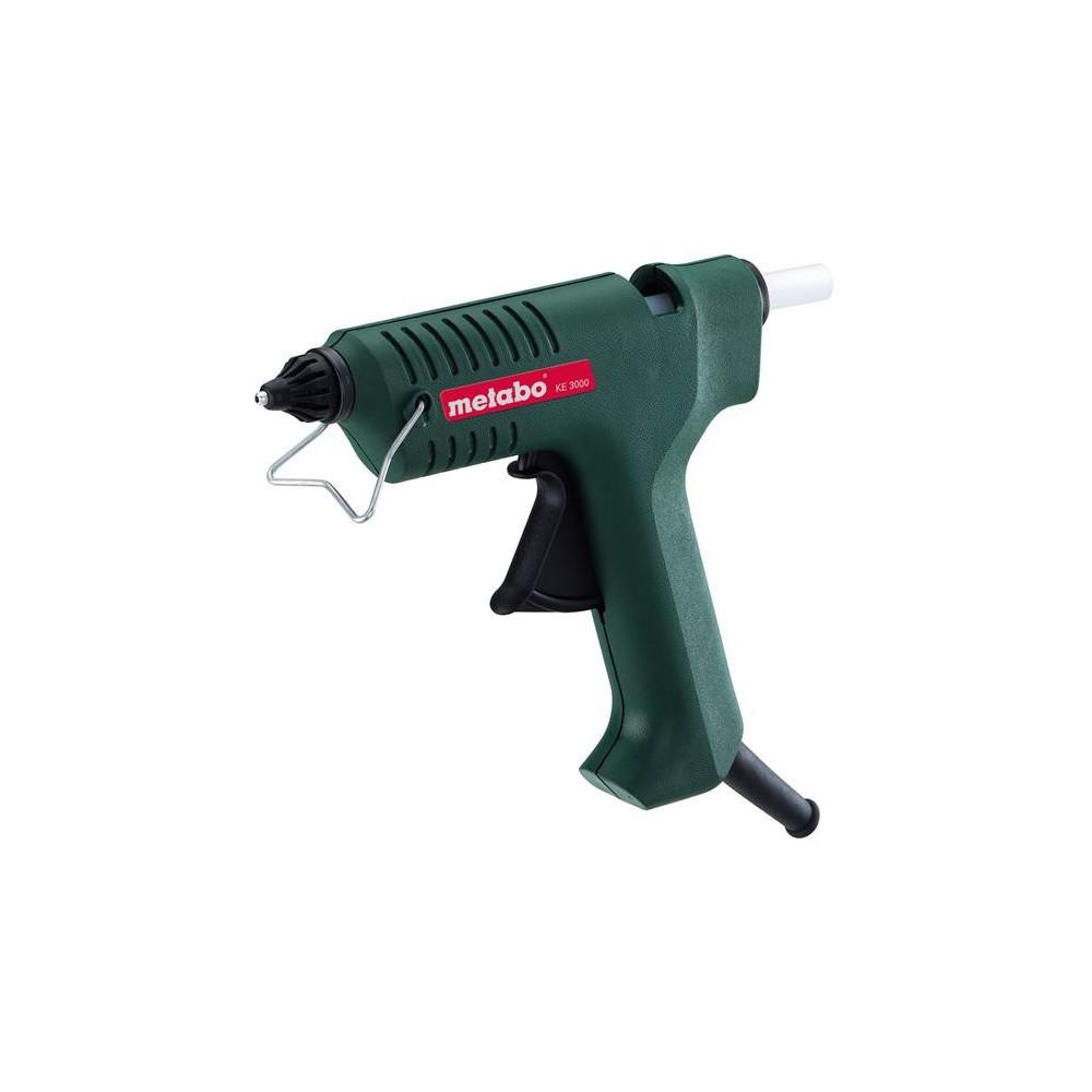 Tavná lepiaca pištoľ KE 3000 Metabo
