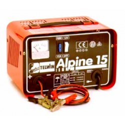 Nabíjačka autobatérií Telwin Alpine 15