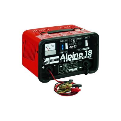 Nabíjačka autobatérií Telwin Alpine 18 Boost