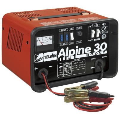 Nabíjačka autobatérií Telwin Alpine 30 BOOST