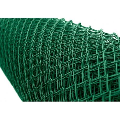 Štvorhranné pletivo poplastované 60mm, 15m - rôzne výšky