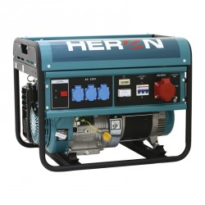 Elektrocentrála rámová benzínová EG 30 AVR HERON