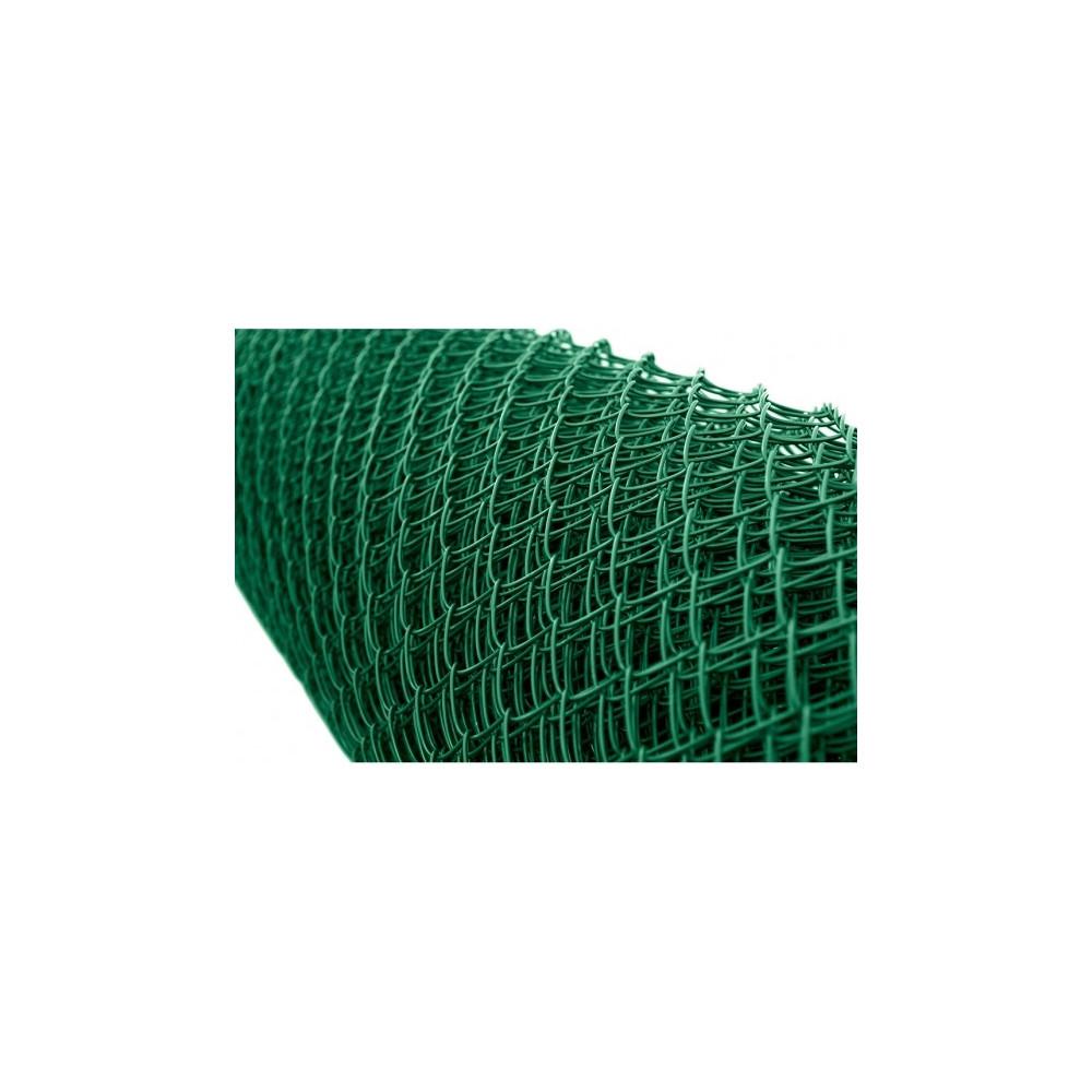 Štvorhranné pletivo poplastované 40mm, 25m - rôzne výšky