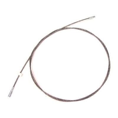 Lano (drôt) ku komínovej kefe - rôzne dĺžky