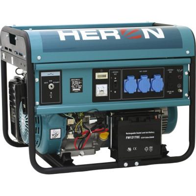 Elektrocentrála benzínová rámová EGM 55 AVR-1E HERON
