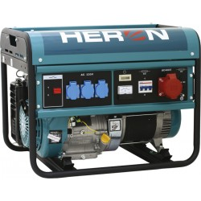 Elektrocentrála benzínová rámová EGM 60 AVR-3 HERON