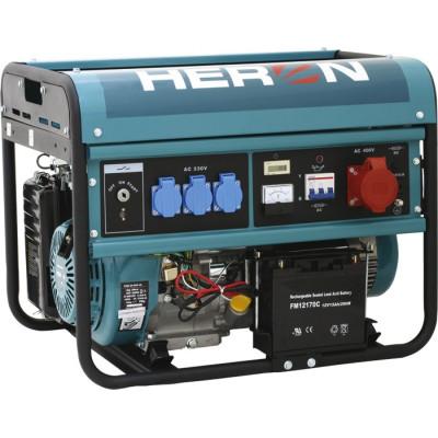 Elektrocentrála benzínová rámová  EGM 60 AVR-3E HERON