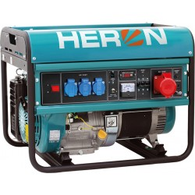 Elektrocentrála benzínová rámová EGM 68 AVR-3 HERON