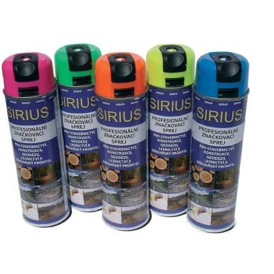 Značkovací sprej SIRIUS