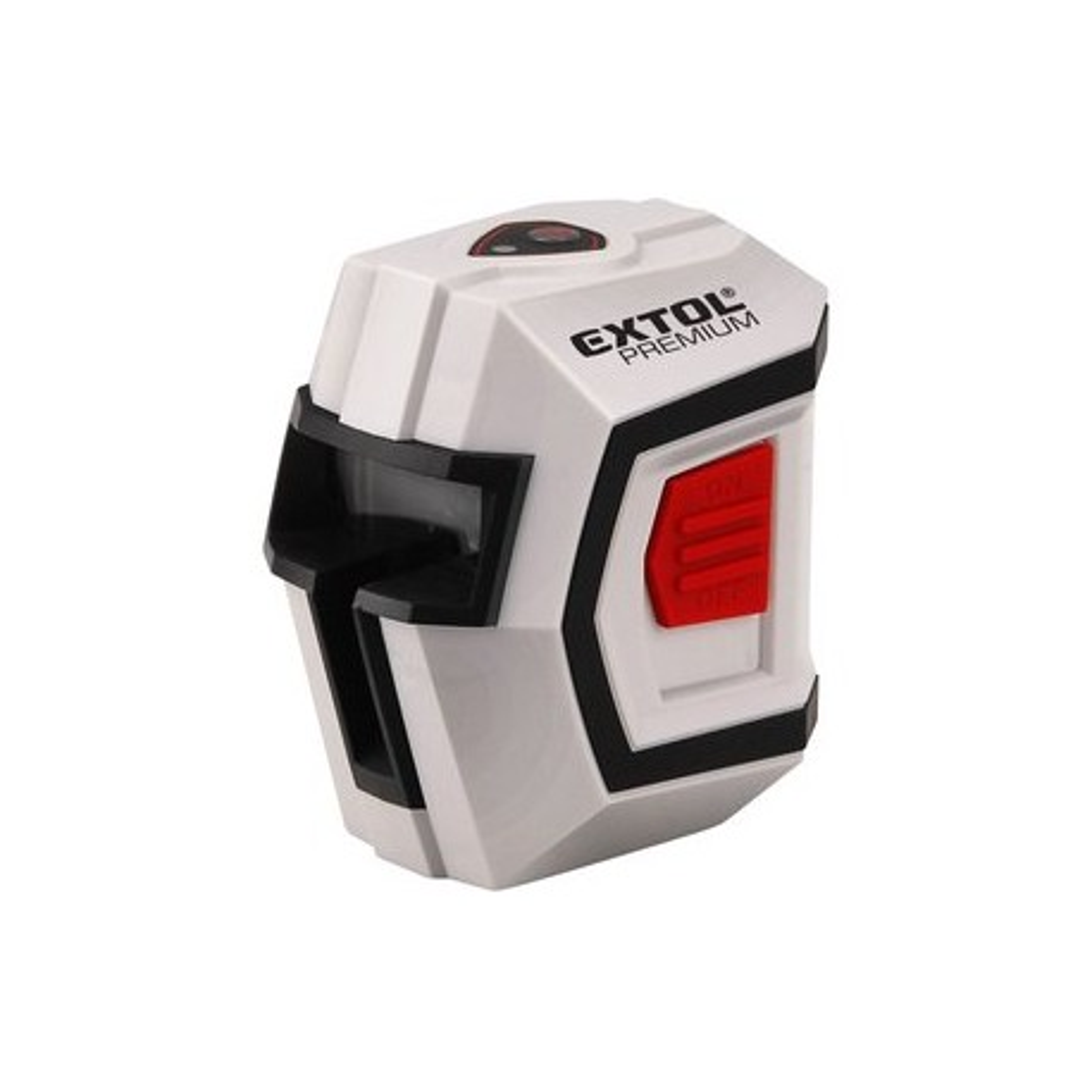 Krížová laser 10m Extol Premium