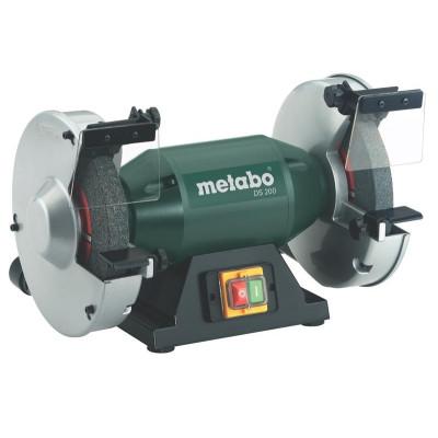 Dvojkotúčová brúska DS 200 Metabo