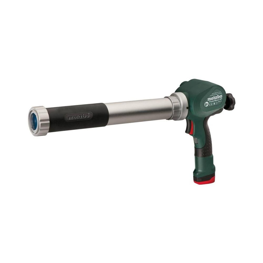 Akumulátorová kartušová pištoľ PowerMaxx KPA 10,8 V 600 ml Metabo