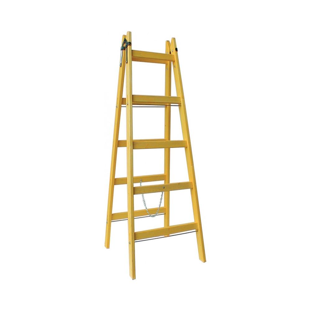 Drevený rebrík - viac veľkostí