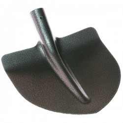 Železná špicatá lopata - silná