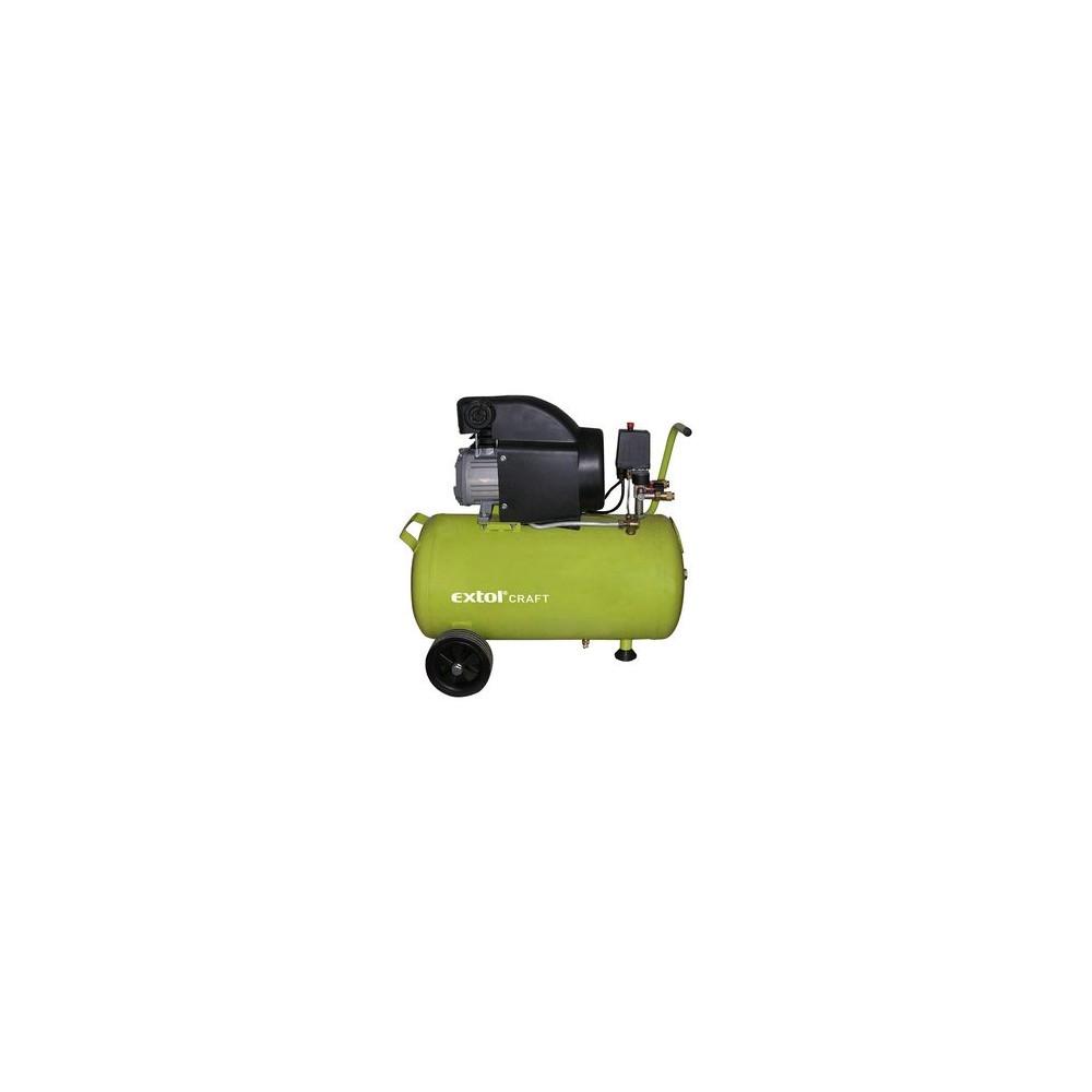 Kompresor olejový Extol Craft 50l