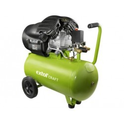 Kompresor olejový dvojvalcový Extol Craft