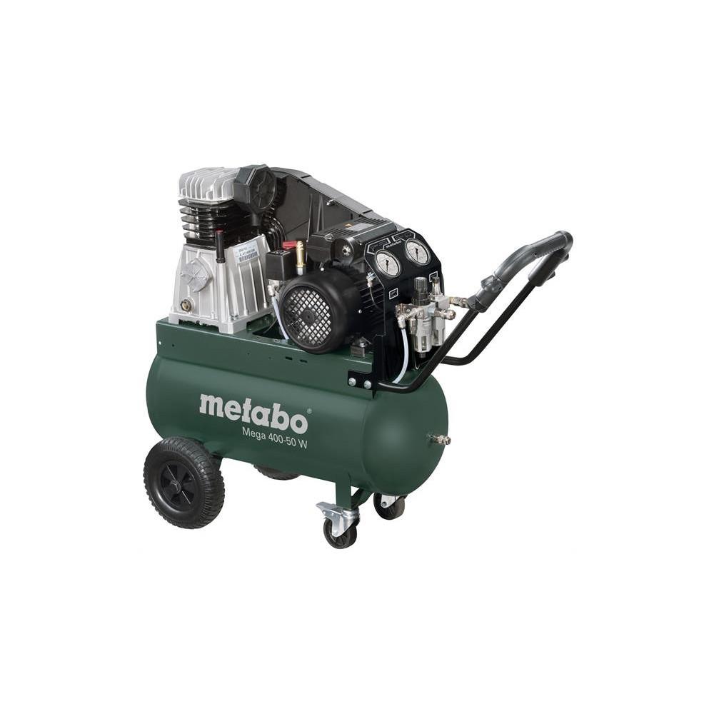 Olejový kompresor Mega 400-50 W Metabo