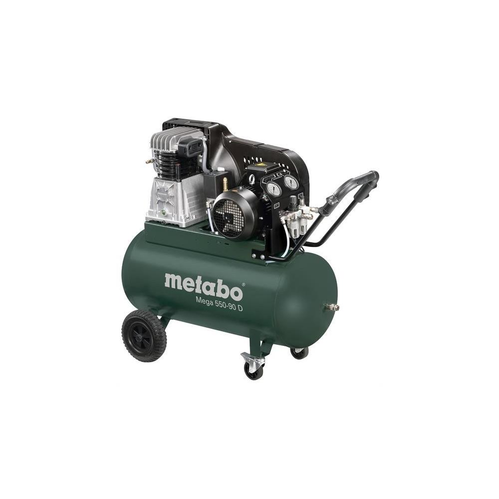 Olejový kompresor Mega 550-90 D Metabo