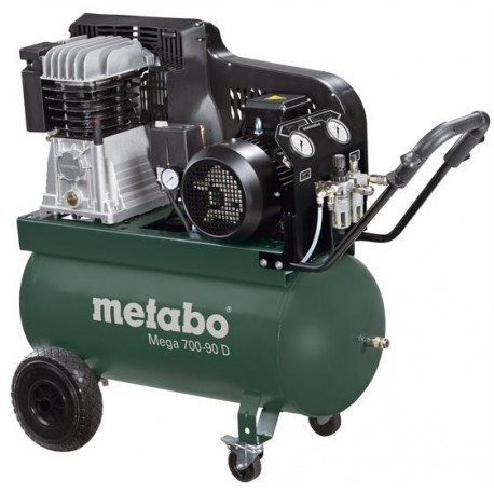 Olejový kompresor Mega 700-90 D Metabo