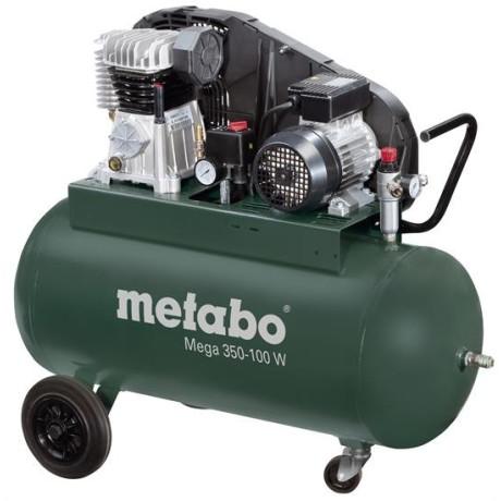 Olejový kompresor Mega 350-100 W Metabo