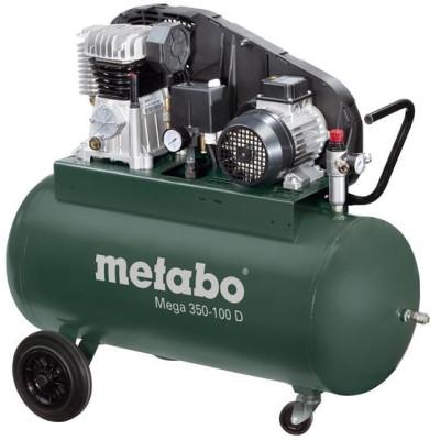 Olejový kompresor Mega 350-100 D Metabo